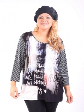 T-shirt Multi Gina Laura