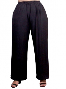 "Pantalon noir ""Pitch"""