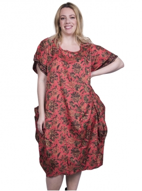 Robe Toocoton, forme bulle